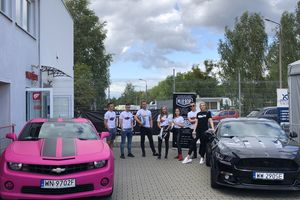 Finał konkursu Supercars Mirror Racing odbył się w Olsztynie [ZDJĘCIA]