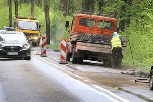 Szykujcie się na ogromne korki. Rusza remont odcinka jednej z najważniejszych dróg prowadzących do Olsztyna