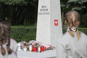 W Bartoszycach uczczono 81. rocznicę wybuchu II wojny światowej