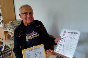 Pracuje już 55 lat, ale o emeryturze nie myśli poważnie