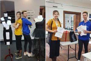 """Maria i Hubert z """"budowlanki"""" szyją najlepiej w całej Polsce"""