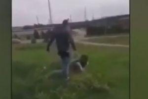 Brutalne pobicie 12-latka w Iławie. Nikt nie zareagował [VIDEO]