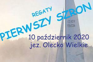 """Żeglarze powalczą w Olecku w regatach """"Pierwszy Szron"""""""