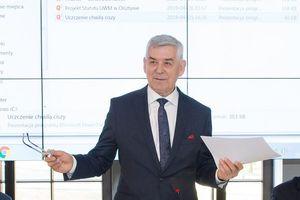 Rektor UWM, Człowiek Kortowa. Alfabet prof. Ryszarda Góreckiego