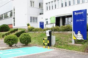 Michelin uruchamia w Olsztynie stację ładowania samochodów elektrycznych