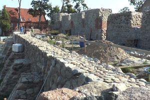 W Szczytnie odkopali zamek