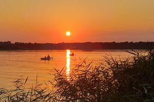 Wymień zdjęcie na prenumeratę: jezioro Szeląg Wielki