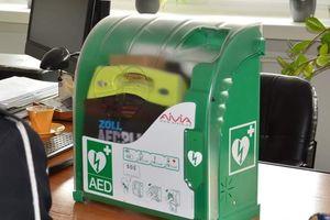 Dwa nowe automatyczne defibrylatory w gminie Bartoszyce