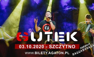 W Szczytnie zagra legenda polskiego Reggae - GUTEK