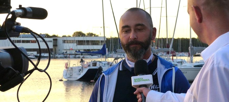 Wywiadu udzielił nam m.in. Michał Lenckowski z Drakens Iława (zwyciężyli w kat. Klub)