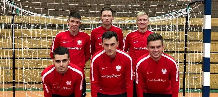 Sześciu piłkarzy Constractu Lubawa było na obozie kadry narodowej seniorów w futsalu
