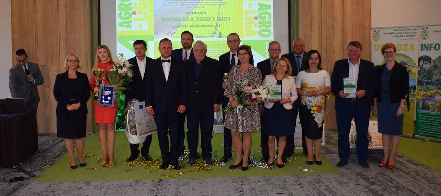 Wszyscy finaliści konkursu AgroLiga 2020 - kategoria rolnik