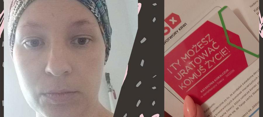 Przeszczep jest jedyną szansą dla Blanki Chojnowskiej, by mogła wrócić do swoich dzieci