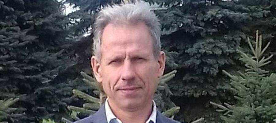 Jan Zelma, rolnik z miejscowości Omule (pow. iławski, gm. Lubawa)