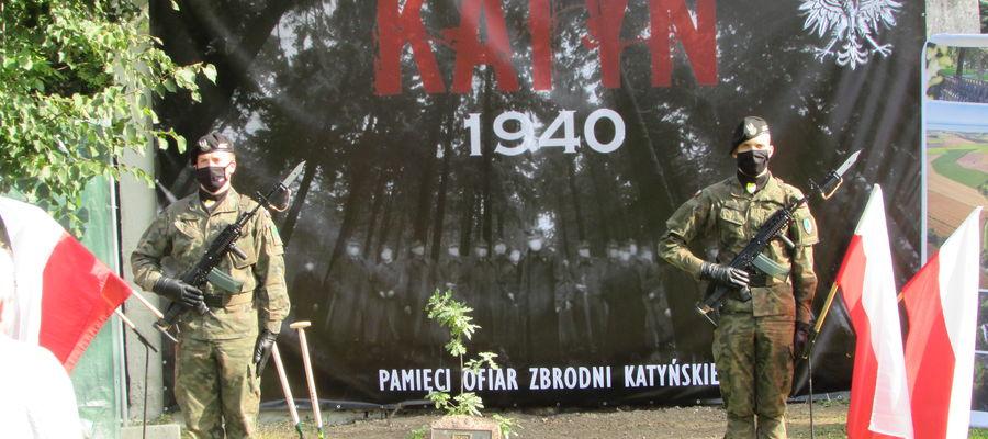 Miejsce upamiętnienia gen. dywizji Rudolfa Pricha