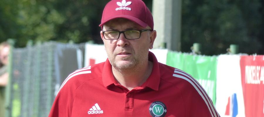 Wojciech Tarnowski, trener GKS-u Wikielec