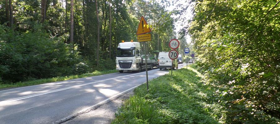 Budowa północnej obwodnicy Olsztyna obejmie też modernizację drogi 51 od granic miasta do skrzyżowania al. Wojska Polskiego z ul. Sybiraków