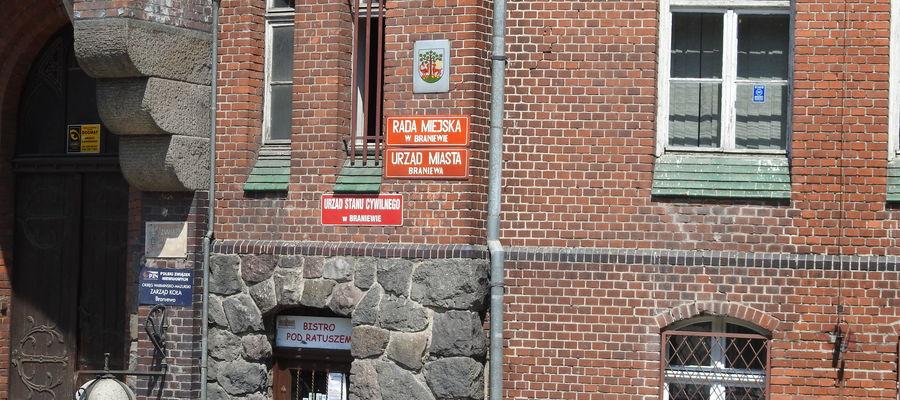 Urząd Miasta w Braniewie