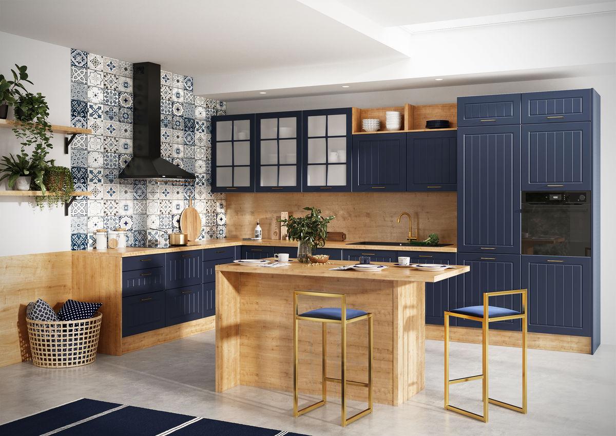 3 pomysły, by wyróżnić meble kuchenne - full image