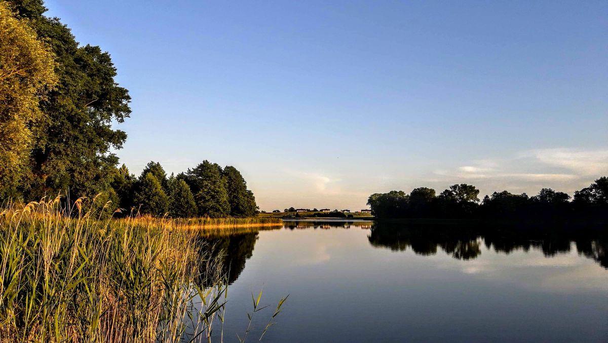 Jeziora Grajewko koło Giżycka