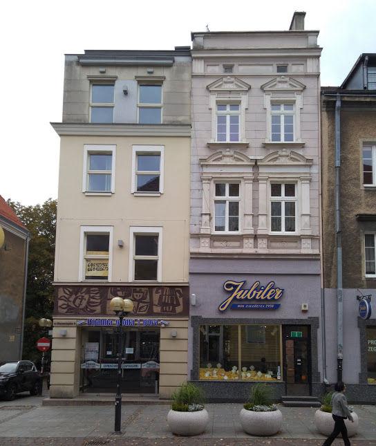 Ten zakład jubilerski był wizytówką Olsztyna.