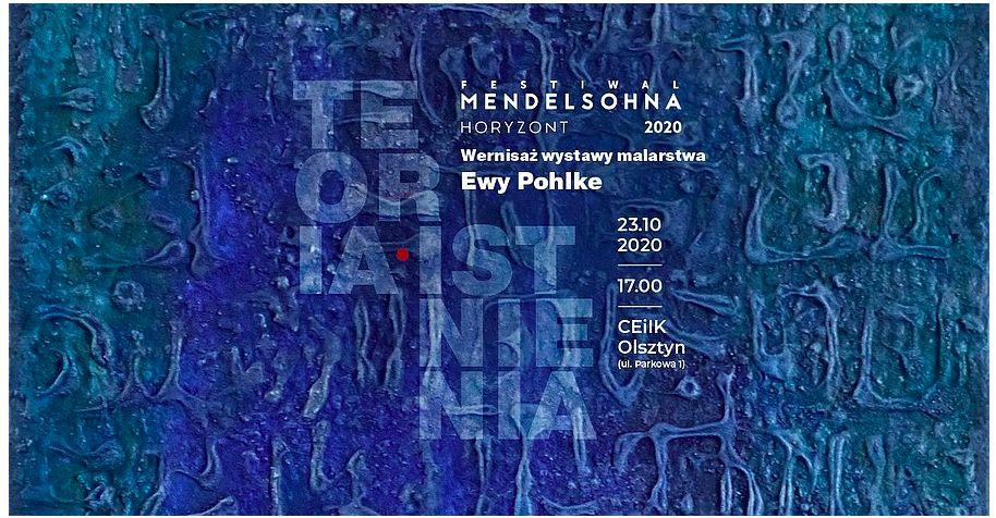 Wernisaż wystawy Ewy Pohlke - full image