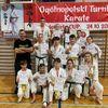 Sześć medali, w tym trzy za pierwsze miejsca, podczas turnieju karate w Sandomierzu