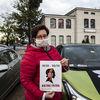 Protest samochodowy przeciwko PiS.
