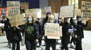 Strajk kobiet. Kolejny dzień protestów w Olsztynie [LIVE VIDEO, ZDJĘCIA]