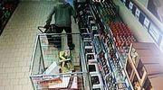 Skradziony towar trafił na półki sklepowe, a 35 i 39-latek do policyjnej celi