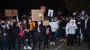 Kobiety strajkowały także w Mławie [ZDJĘCIA]