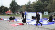 Nowy skokochron dla Komendy Powiatowej PSP w Mławie [ZDJĘCIA]