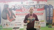 Adrian Welenc z brązowym medalem Mistrzostw Polski w kickboxingu