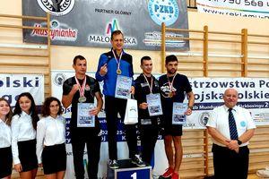 Kickbokserzy z Kurzętnika na Mistrzostwach Polski