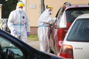 Koronawirus: Wciąż wysoka liczba zakażeń na Warmii i Mazurach. Najwięcej w Olsztynie i Elblągu