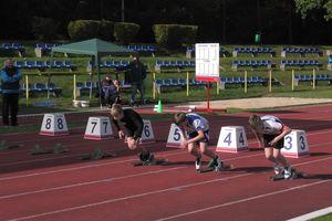 Młodzi lekkoatleci walczyli w Olecku o mistrzowskie tytuły