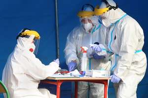 Koronawirus: Duży wzrost zakażeń w regionie. Najwięcej w Olsztynie