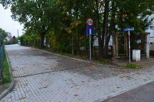 Ulica Mleczna w Korszach doczekała się nowej nawierzchni