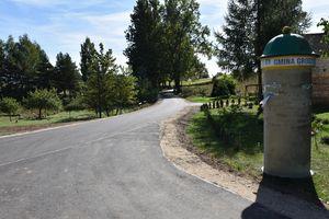 W Lorkach zbudowany został kolejny odcinek drogi