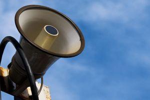 Zawyją syreny: zagrożenie z powietrza
