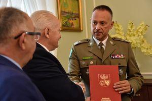 Samorząd województwa wspiera bezpieczeństwo granic