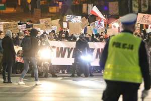 Pęknięcie w olsztyńskim Strajku Kobiet
