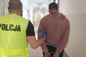 25-latek został zatrzymany za rozbój