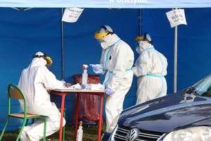Koronawirus: Kolejny raz prawie tysiąc nowych zakażeń w regionie