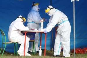 Koronawirus: Zła sytuacja na Warmii i Mazurach. Znowu najwyższy wskaźnik zakażeń w kraju, duża liczba zgonów