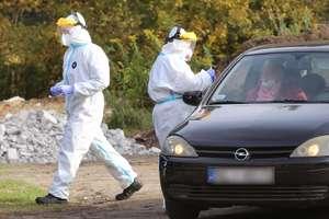 Kolejny dzień z bardzo dużą liczbą zakażeń w Olsztynie. Zmarło 9 osób