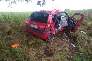 Spowodował wypadek i stracił prawo jazdy