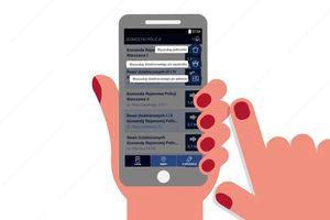 Ta aplikacja ułatwi kontakt z najbliższym dzielnicowym