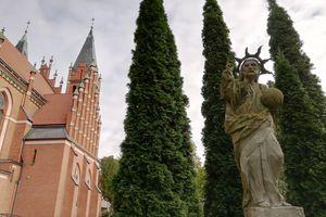 Fotomigawka: Chrystus z Kopernika