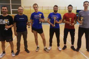 Po Deblowych Mistrzostwach Gminy Nowe Miasto w Tenisie Stołowym
